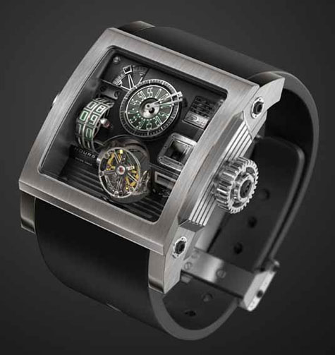 Vulcania Concept Watch by HD3 » image 2