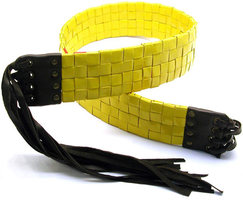 Candy Wrapper Belts! » image 1