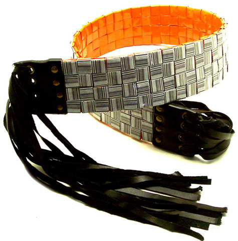 Candy Wrapper Belts! » image 6
