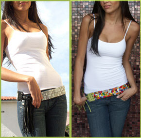 Candy Wrapper Belts! » image 7
