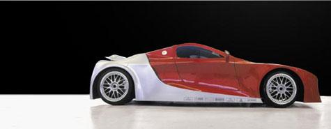 Weber Sportcars Carbon-Fiber Concept » image 2