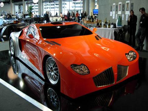 Weber Sportcars Carbon-Fiber Concept » image 3