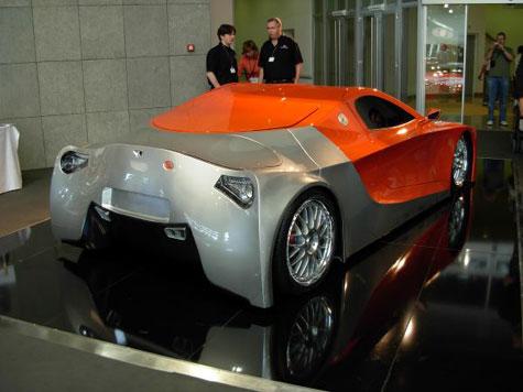 Weber Sportcars Carbon-Fiber Concept » image 4