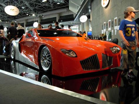 Weber Sportcars Carbon-Fiber Concept » image 5