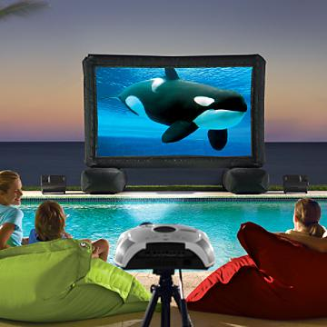Wide-screen Outdoor Theaters » image 1