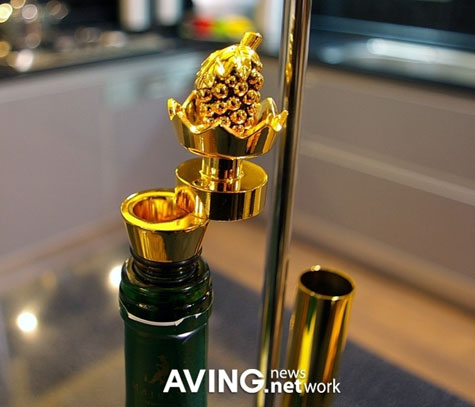 Golden Wine Scepter » image 4