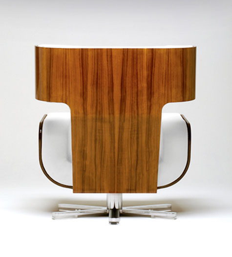 Wing Lounge Chair » image 2