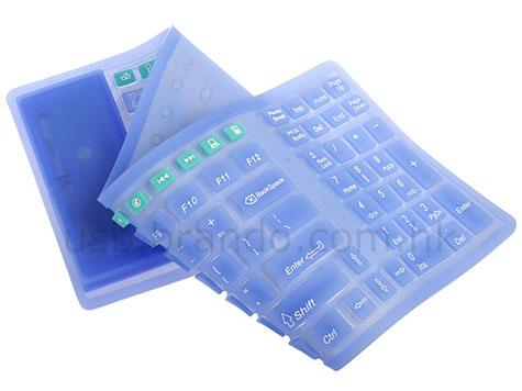 Wireless Multimedia Flexible Keyboard » image 2