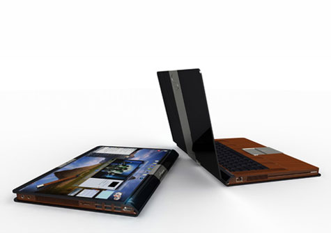 Wooden Tablet PC » image 1