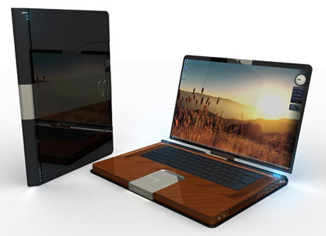 Wooden Tablet PC » image 2