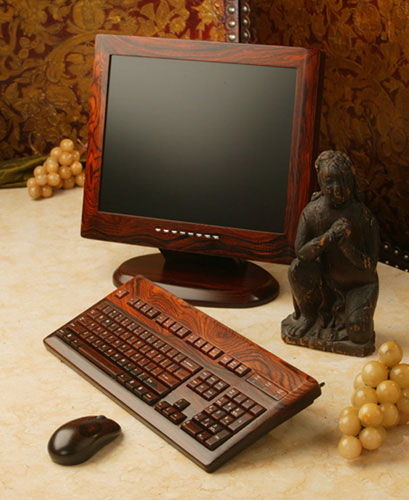 Wooden Computer » image 1