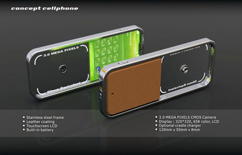 WYSIWYG Cell Phone Concept » image 2