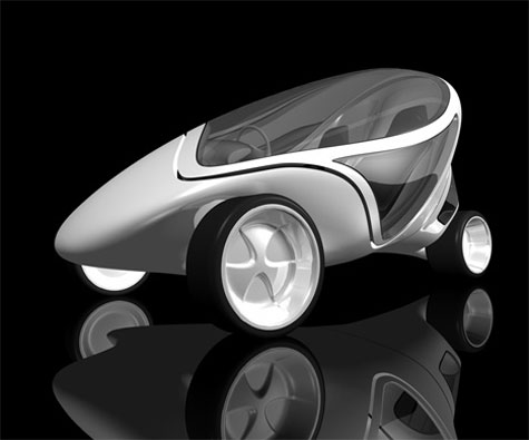 Z.Car By Zaha Hadid » image 1