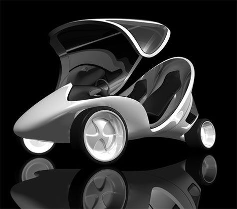 Z.Car By Zaha Hadid » image 2