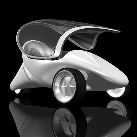 Z.Car By Zaha Hadid » image 6